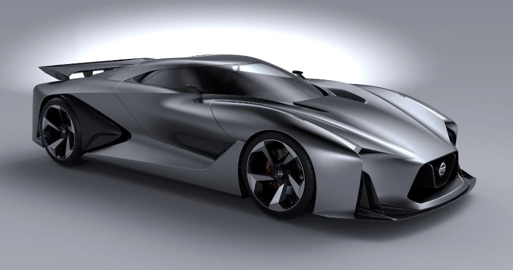 2014 Nissan 2020 Vision Gran Turismo Concept News And Information Research And Pricing