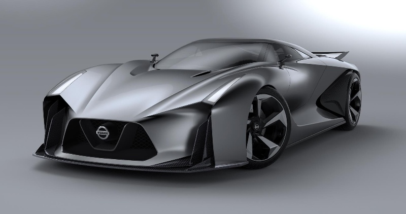 NISSAN GIVES GAMERS 2020 VISION