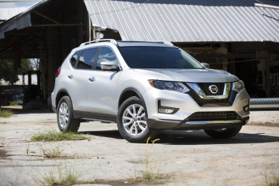 Nissan Group Reports April 2017 U.S. Sales