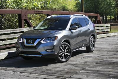 Nissan Group Reports August 2018 U.S. Sales