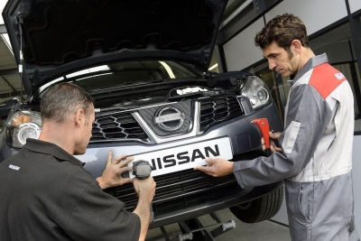 Nissan Plans Further Expansion Of Bodyshop Network As Pan-European Certification Programme Reaches 800 Sites