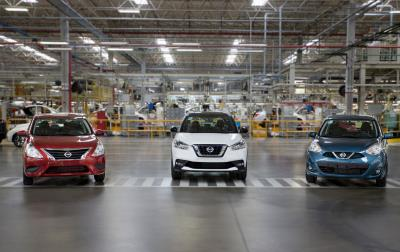 Nissan Brazil Reaches Milestone: 30,000 Cars Made For Export