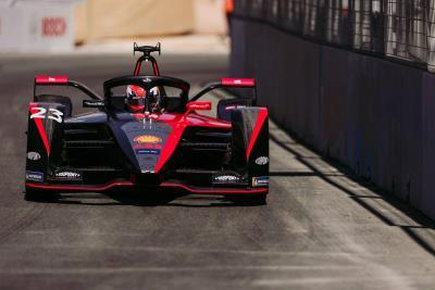Nissan e.dams heads to Rome for double-header Formula E event