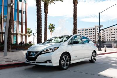 Nissan Supports Electric Vehicle Education With National Drive Electric Week