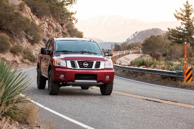 2014 NISSAN FRONTIER AND TITAN AMONG EDMUNDS.COM'S 'TOP 9 MOST FUEL-EFFICIENT TRUCKS FOR 2014'