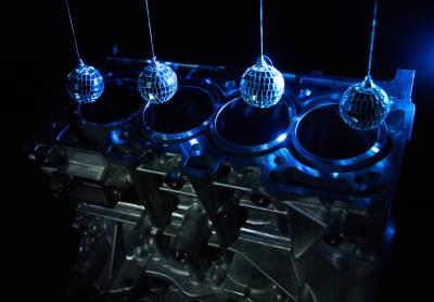 Nissan GT-R Manufacturing Tech Brings Bling To New Altima Engine