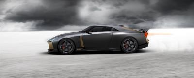 Exclusive Nissan GT-R50 By Italdesign Set For World Debut At Goodwood