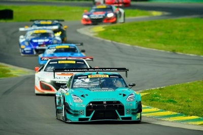 Nissan GT-R Nismo GT3 Scores Top-5 Finish At Virginia International Raceway