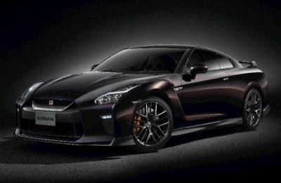 Nissan To Make Special GT-R Celebrating Partnership With Naomi Osaka
