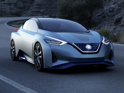 NISSAN IDS CONCEPT MAKES ITS U.S. DEBUT AT THE 2016 NORTH AMERICAN INTERNATIONAL AUTO SHOW