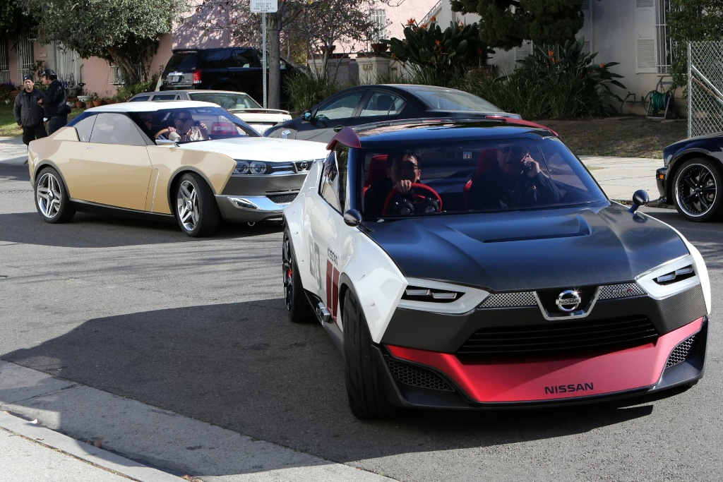 2013 Nissan Idx Nismo Concept News And Information Research And