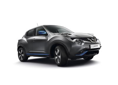 Now On Sale: Upgraded Nissan Juke Crossover With Enhanced Design, Technology And Personalisation