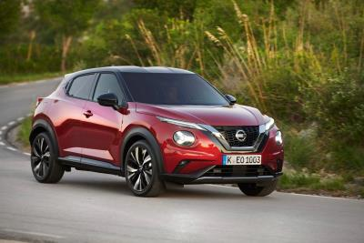 Nissan Juke Boosts Spirits With New In-Car Classics Playlist