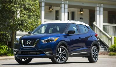 Nissan Kicks Plays Strong Inside Game – Named One Of Wardsauto's 10 Best Interiors For 2019