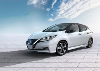 Nissan Delivers 300,000Th Nissan Leaf