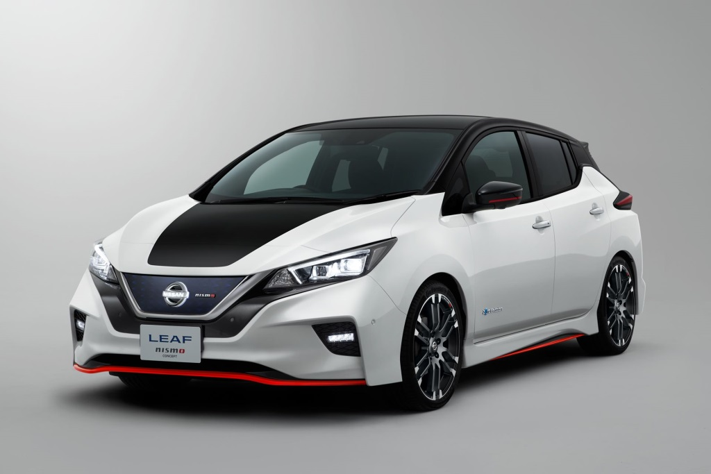Nissan To Show Leaf Nismo Concept, Serena Nismo At Tokyo Motor Show