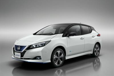 Nissan Leaf Is The Best-Selling Car In Norway And The Top-Selling EV In Europe