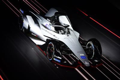 Academy Award-Nominated Actress Margot Robbie Headlines Nissan Formula E Launch Tour Event