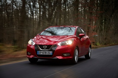 All-New Nissan Micra's 1.0-Litre Engine Offers Outstanding Urban Performance