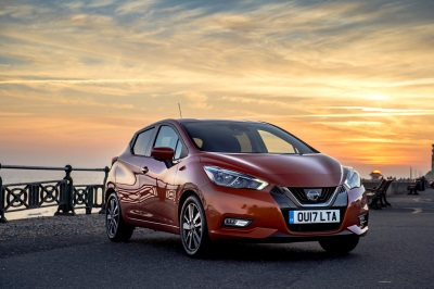All New Nissan Micra: The Revolution Has Begun