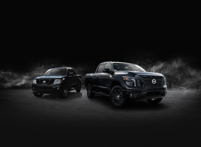 Nissan Adds Three New Truck Models To Popular 'Midnight Edition' Lineup – Announcement Comes During Total Solar Eclipse