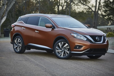 NISSAN OFFERS A NEW MURANO TO GOLF SENSATION SMYLIE KAUFMAN