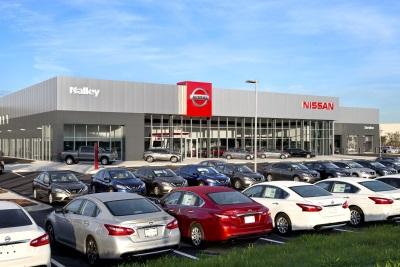 NISSAN'S NEW RETAIL DESIGN DEBUTS AT NALLEY NISSAN OF ATLANTA