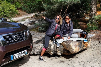 Nissan Navara Heads To America For 2,000 Km 'Tough And Smart' Women-Only Rally