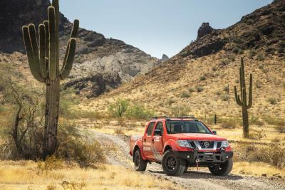 A Frontier First: Nissan Nismo Off-Road Parts To Debut At The 2020 Rebelle Rally