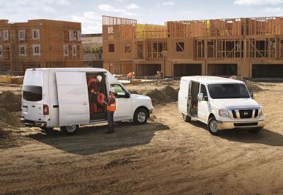 Nissan NV Cargo Named '2018 Edmunds Best Retained Value Award' Winner