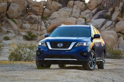 UPDATED 2017 NISSAN PATHFINDER EARNS 5-STAR NCAP RATING