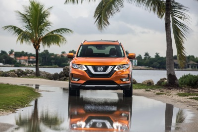 NISSAN ANNOUNCES U.S. PRICING FOR 2017 ROGUE