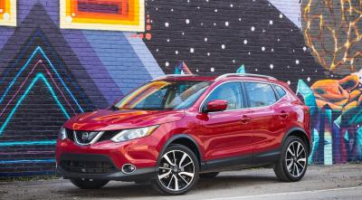 Nissan Announces U.S. Pricing For 2018.5 Rogue Sport – Automatic Emergency Braking Now Standard On All Models