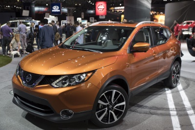 Nissan Rogue And Rogue Sport Take Over New York International Auto Show To Spotlight Nissan'S Crossover Leadership