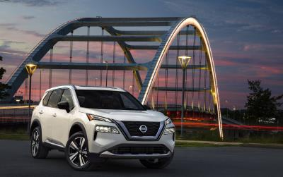 U.S. Production For All-New 2021 Nissan Rogue Starts In Tennessee