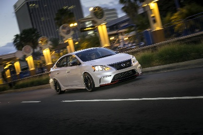 NISSAN SENTRA NISMO CONCEPT TEASES FURTHER EXPANSION OF PERFORMANCE LINE