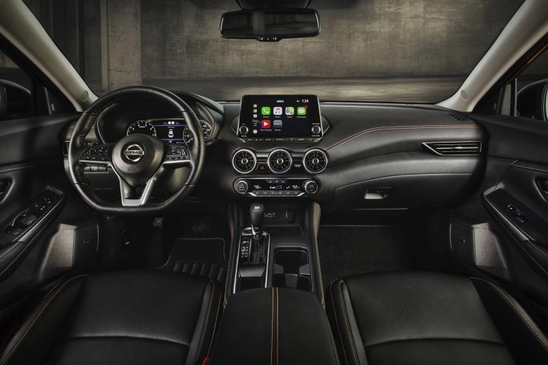 Nissan Sentra Interior Refuses To Compromise, Named To WardsAuto's 10 Best Interiors For 2020