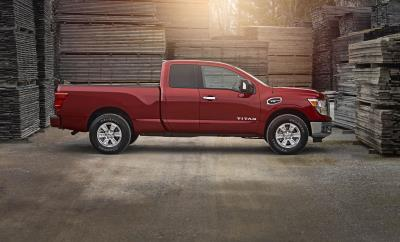 Nissan Titan King Cab Named The Rocky Mountain Automotive Press '2018 Rocky Mountain Pickup Truck Of The Year'