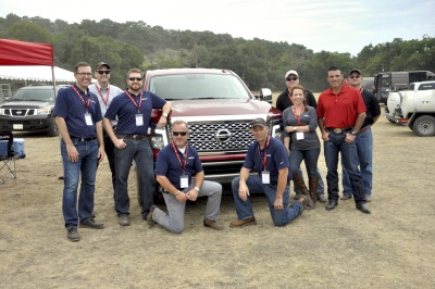 ALL-NEW NISSAN TITAN XD WINS PRESTIGIOUS '2015 TRUCK OF TEXAS' AWARD