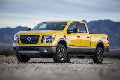 NISSAN TITAN XD NAMED NORTH AMERICAN TRUCK/UTILITY OF THE YEAR FINALIST