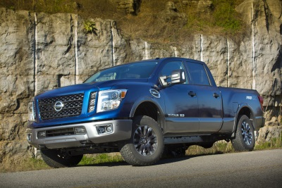 NEW TENNESSEE-SOURCED 5.6-LITER ENDURANCE® V8 GASOLINE ENGINE TO POWER NISSAN TITAN AND TITAN XD