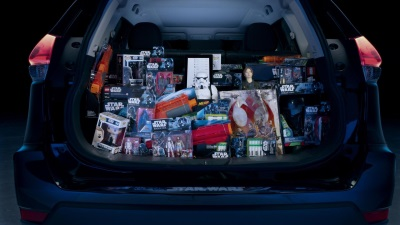 NATIONWIDE TOY DRIVE LAUNCHES AT NISSAN DEALERSHIPS TO SUPPORT TOYS FOR TOTS