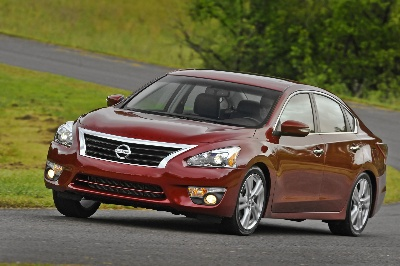 NISSAN U.S. SALES INCREASE 10.9% FOR RECORD JULY