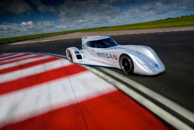 NISSAN TO SHOWCASE THE ZEOD RC AT FUJI FIA WORLD ENDURANCE CHAMPIONSHIP EVENT
