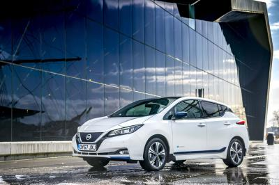 The New Nissan Leaf: The World's Best-Selling Zero-Emissions Electric Vehicle