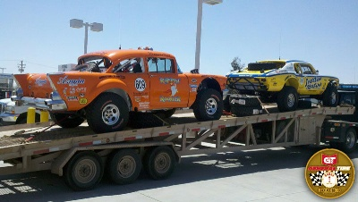 NORRA MEXICAN 1000 RACERS PREPARE FOR ANNUAL NEW YEAR'S DAY TRADITION