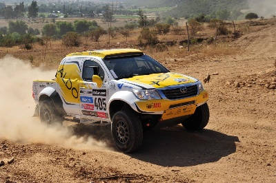 NORRA TO BRING INTERNATIONAL RALLY RAID FORMAT TO NORTH AMERICAN VIA NEW 'CORTEZ CHALLENGE' AT 2015 MEXICAN 1000
