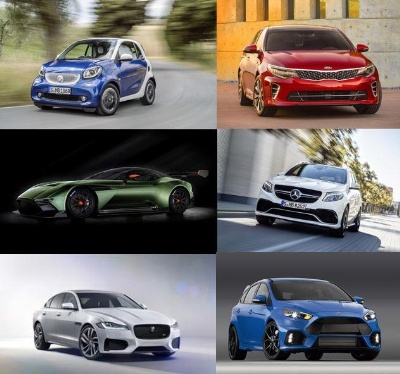 MERCEDES, JAGUAR, FORD, TOYOTA, ASTON MARTIN, SCION, KIA U0026 SMART JOIN  GROWING LIST OF CARMAKERS MAKING ...