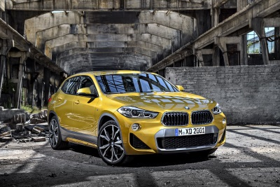 BMW X2 And 2019 BMW I8 Coupe To Make World Debuts At North American International Auto Show In Detroit