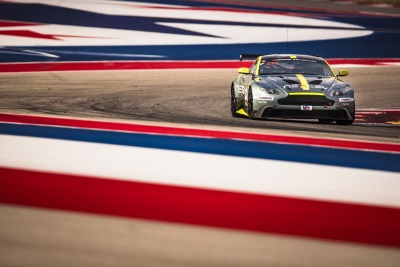 Palmer Scores Podium In 24-Hour Texan Test